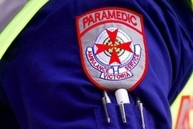 Leak sparks concern over Victorian paramedics' mental health problems, drug abuse | OHS Quest of a Paramedic student.  Love the life you live! | Scoop.it
