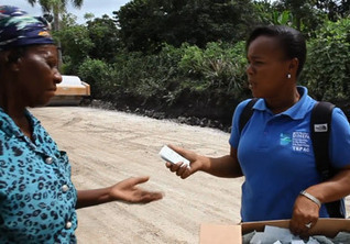 Foot soldiers in Haiti's fight against cholera   The Total Sanitation Campaign in Haiti   Scoop.it