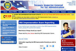 Reporting an 'I.R.S.' Telephone Scam | Nerd Vittles Daily Dump | Scoop.it