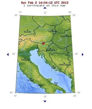 Global Rumblings: Austria shaken by strongest earthquake in 13 years | Global Rumblings | Scoop.it