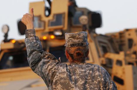 Pentagon releases sexual harassment figures - Aljazeera.com | sexual harassment | Scoop.it