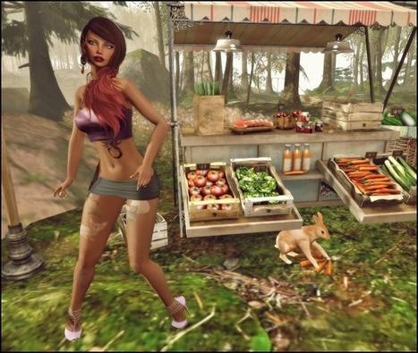 :.2611.: | 亗 Second Life Freebies Addiction & More 亗 | Scoop.it