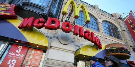 11 Dramatic Changes McDonald's Made This Year | Global Franchising | Scoop.it