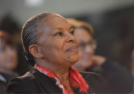 Christiane Taubira, la ministre la plus lyrique de l'histoire de Twitter | Diffusion, information, médias | Scoop.it