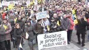 Slovaquie: grève illimitée dans l'éducation | L'enseignement dans tous ses états. | Scoop.it