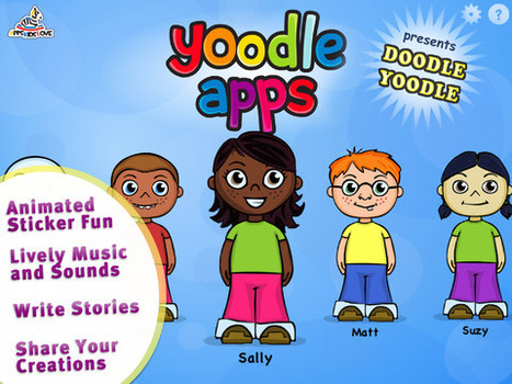 App Friday: November 2nd | English for young children | Scoop.it