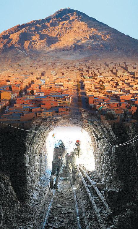Potosí: bonanza minera en manos privadas | Minería en Potosi | Scoop.it