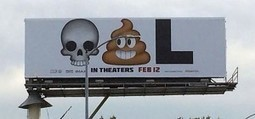 Deadpool's Playful Humour Continues On To Billboards | Where Everything Else Goes | Scoop.it