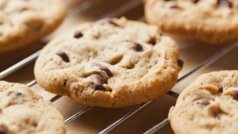 RECETTE COOKIES AUX PÉPITES DE CHOCOLAT |Recette Cookies | recette cookies | Scoop.it
