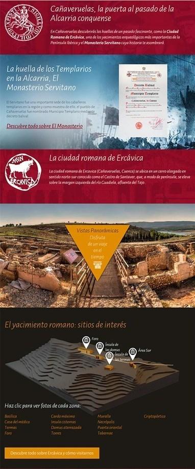Descubre la ciudad romana de Ercávica | Actualidad Soluciones IP | B | Scoop.it