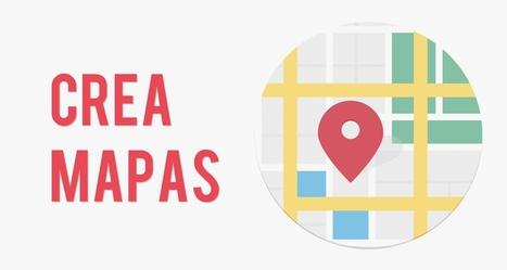 Una herramienta para elaborar mapas personalizados para tu web | ikt-Arizmendi | Scoop.it
