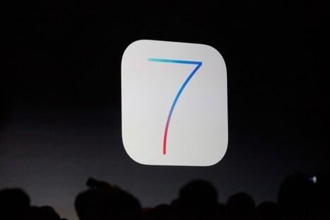 Introducing iOS 7 | iPad.AppStorm | Technology | Scoop.it
