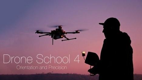 Drone School | Gizmag | Cultibotics | Scoop.it