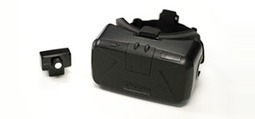 Oculus VR | Oculus Rift - Virtual Reality Headset for Immersive 3D Gaming | Communication design | Scoop.it