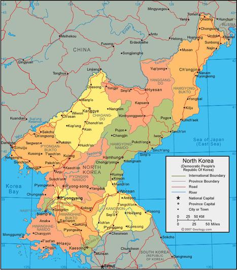 North Korea | Escape from Camp 14 - North Korea | Scoop.it