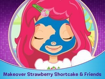 Strawberry Shortcake Berry Beauty Salon | Digital Storybooks | Scoop.it