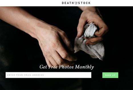 42 sites pour trouver des images gratuites et libres de droit | LINKSWITCH | Scoop.it