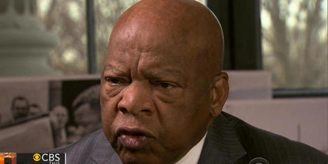 Rep. John Lewis on standing together with Dr. Martin Luther King Jr. | Black History Month Resources | Scoop.it