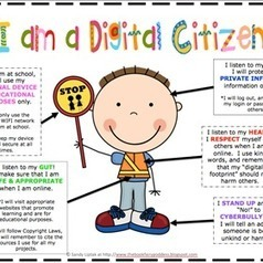 3 ways to weave digital citizenship into your curriculum | Safety online | Scoop.it