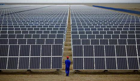 China le saca todo el jugo al sol: Ya genera la cuarta parte de la energía fotovoltaica  mundial | Infraestructura Sostenible | Scoop.it