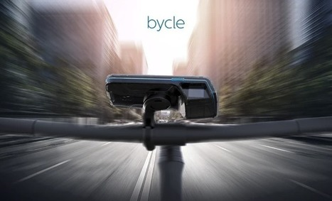 The Bycle Bike Mount Lets Users Operate Recording And GPS | Développement économique local | Scoop.it