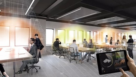 Personal heating and lighting zones will follow workers around the office | L'usager dans la construction durable | Scoop.it