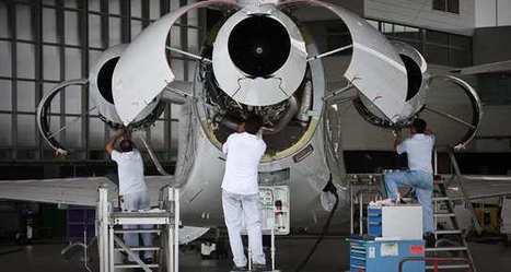 Dassault installe la maintenance des Falcon à Mérignac | Aéronautique-Spatial-Défense à Bordeaux et en Gironde | Scoop.it