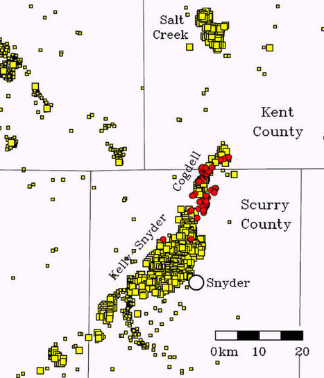 Underground Carbon Dioxide Injections Triggered Earthquakes in Texas in 2009-2011 | Geophysics | Sci-News.com | ciencia | Scoop.it