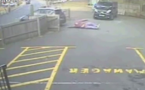 Pub car park attack caught on CCTV | The Indigenous Uprising of the British Isles | Scoop.it