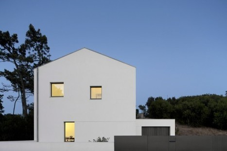 House in Torreira / Nuno Silva | Idées d'Architecture | Scoop.it