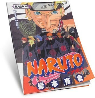 "Manga Naruto 629: ""Agujero"" 