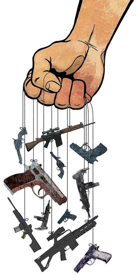 HALBROOK: What made the Nazi Holocaust possible? Gun control - Washington Times | Gun Control | Scoop.it