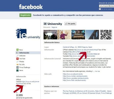 Facebook como herramienta de marketing/comunicación para la atracción de estudiantes internacionales : un análisis de Chile y España / José Luis Meza Orellana. | Comunicación en la era digital | Scoop.it