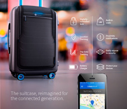 Bluesmart the First Ever Digital Suitcase  | Machines Review | MachinesReviews | Scoop.it