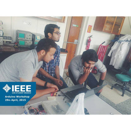 Insta-Arduino | Our first activity in university of Bahrain, ... | Raspberry Pi | Scoop.it