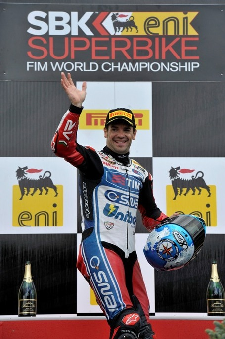 CHECA RETURNS TO THE PODIUM AT PORTIMAO | Desmopro News | Scoop.it