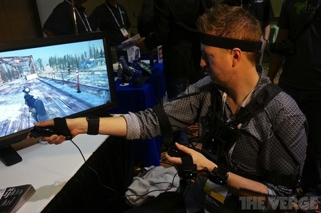 Suit up with PrioVR to control your video games with uncanny accuracy | CulturaDigital | Scoop.it