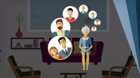 Intergénérationnel : le Groupe Korian déploie le dispositif Famileo — Silver Economie | Usic@re, recherche en SIC : Usages numériques pour le bien-être et le maintien de l'autonomie. | Scoop.it