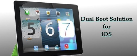 Dual Boot Solution for iOS That Will Be Released Soon by Winocm | Web Development Blog, News, Articles | Scoop.it