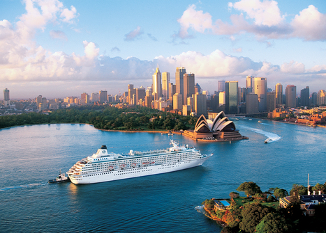 Asia's cruise industry continues to grow at record pace | The Insight Files | Scoop.it