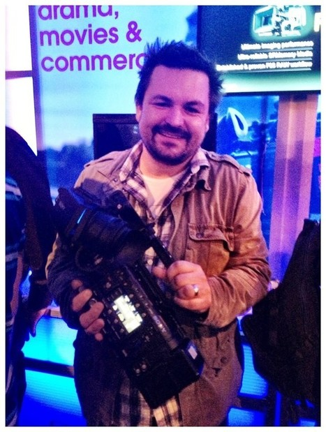 Sony F5 and F55 (From the horses mouth - not speculation...) - F-Stop Academy | Sony Professional | Scoop.it