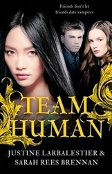 Team Human, by Justine Larbalestier & Sarah Rees Brennan | Young Adult Fiction | Scoop.it