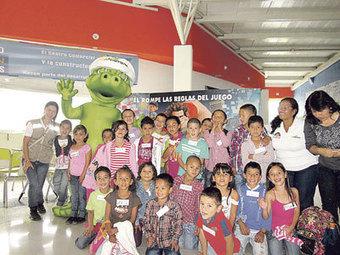DOSQUEBRADAS - Experiencia 3D para los niños de Aguazul- Edición electrónica Diario del Otún | Ecopetrol noticias | Scoop.it