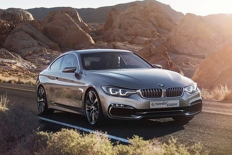 BMW 4 Series Coupe Officially Revealed | News | Scoop.it