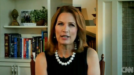 Michele Bachmann: Presidential debates made me a 'virtual Wikipedia' | Daily Crew | Scoop.it