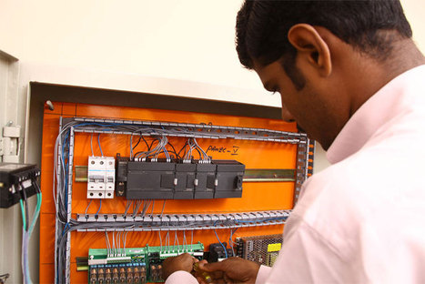 Get our PLC SCADA Training Course in Chennai to break through the huge competitions | Importance of PLC Training | Scoop.it