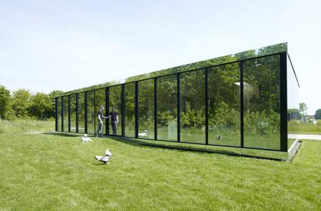 Casa Espejo, Almere / Johan Selbing + Anouk Vogel | Évolution des composites | Scoop.it