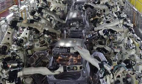 'Les employeurs devraient payer les cotisations sociales de leurs robots' | Actualités, influences, stratégies | Scoop.it