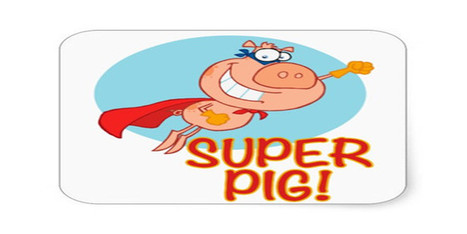 Listening Comprehension Quiz - Hero Pig Saves Baby Goat   The search of identity   Scoop.it