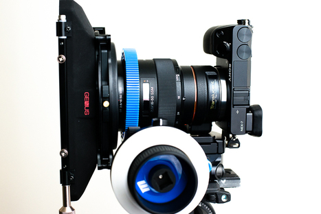 The Definitive Sony NEX 7 Video Rig | Photocine News | Photography World | Scoop.it